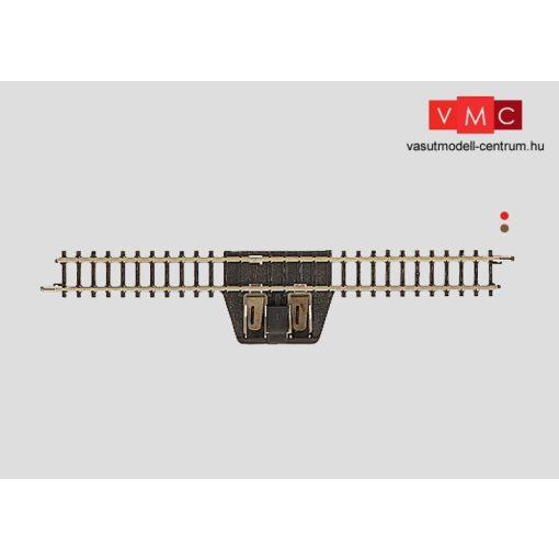 Märklin 8590 Árambevezető egyenes sín, 110 mm (Z)
