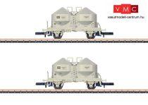 Marklin 86665 Poranyagszállító silókocsi-pár, Ucs 908, DB (E4) (Z)