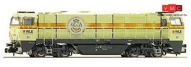 Mehano T513 Dízelmozdony G2000, WLE (N)