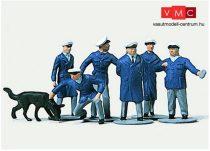 Merten H0 2246 Kutyás rendészek (H0)