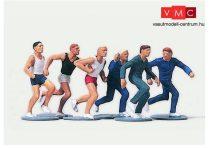 Merten H0 2349 Sportoló férfiak, futók (H0)