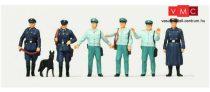 Merten H0 2561 Vasúti rendőrök, szállítmányőrök (H0)