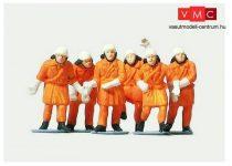Merten H0 5020 Tűzoltók védőöltözetben (H0)