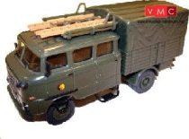ModellTec 19500003 IFA W50L duplakabinos teherautó, NVA (H0)
