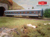 NMJ 409102 Személykocsi, négytengelyes Ao, 1. osztály, MÁV H-Start (E6) (H0)