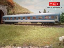 NMJ 409104 Személykocsi, négytengelyes Ao (leminősített 1. osztály), 2. osztály, MÁV H-S