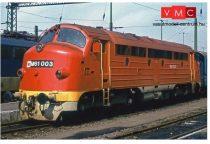 NMJ 91206 Dízelmozdony M61.003 Nohab, MÁV (E4)