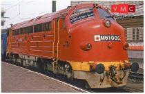 NMJ 91207 Dízelmozdony M61.005 Nohab, MÁV (E4)