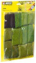 Noch 07066 Szórható sztatikus fű - válogatás, rövid szálak (1,5-2,5 mm) (H0,TT,N,Z)