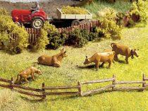 Noch 13030 Legelő kerítés, karám, kb. 100 cm, 12 db