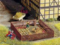Noch 13070 Kerítés, kb. 91 cm, 22 db