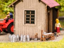 Noch 13725 Falusi tejgazdaság eszközei - 3D minis (H0)