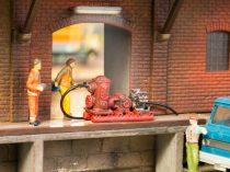 Noch 13752 Ipari vízátemelő szivattyú, 3D minis (H0)