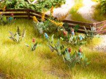 Noch 14056 Laser-Cut mini: réti és mezei növények, 17 db