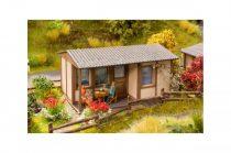 Noch 14360 Könnyűszerkezetes faház konyhakerthez - LC (H0)