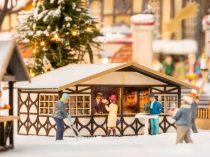 Noch 14682 Karácsonyi árusítóhely (N) - LC