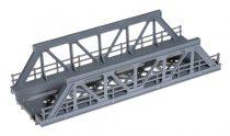 Noch 21330 Vasúti rácsos híd, egyvágányos, 18 × 4,5 cm