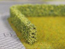 Noch 21522 Sövény, világoszöld, 2 db, 10 × 6 × 500 mm