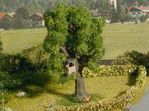 Noch 21766 Lombos fa lombházzal, 10 cm magas (N)