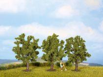 Noch 25510 Gyümölcsfa, zöld, 4,5 cm (3 db)