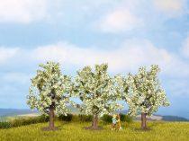 Noch 25511 Gyümölcsfa, virágzó, 4,5 cm (3 db)
