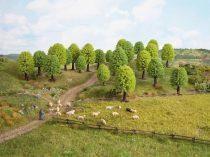 Noch 32811 Vegyes erdő, 25 db, 3,5 - 9 cm (N,Z)