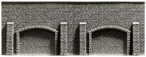 Noch 34859 Árkádos támfal, 39,6 × 7,4 cm
