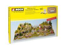 Noch 53600 Easy-Track pályatartó-rendszer, építőkészlet - Karlsberg (H0)