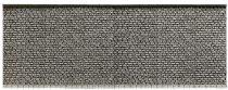 Noch 58055 Támfal, hosszú, 66,8 × 12,5 cm