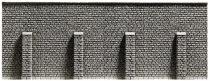 Noch 58057 Támfal, hosszú, 66,8 × 12,5 cm