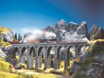 Noch 58660 Kőhíd, viadukt - kész modell