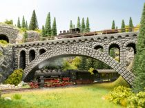 Noch 58671 Rhône-Viadukt keskeny nyomközű vasúthoz (H0m/H0e)