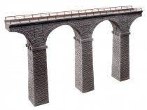 Noch 58675 Ravenna vasúti egyvágányos viadukt (H0)