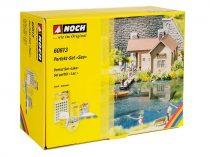 Noch 60813 Perfekt-Set: Tó, patak vagy folyó kialakítása - modellvíz kiegészítő készle