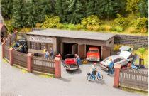 Noch 66112 Autójavító műhely, Schrauben Karle - LC (H0)