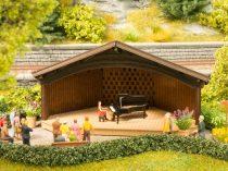 Noch 66827 Szabadtéri zongorakoncert, micro-sound (H0) - LC