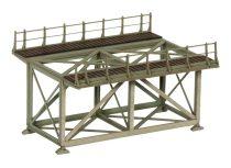 Noch 67023 Laser-Cut építőkészlet: Alsórácsos hídelem