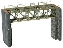 Noch 67038 Alsórácsos acélhíd keskeny nyomközű vasúthoz (H0m/H0e) - LC