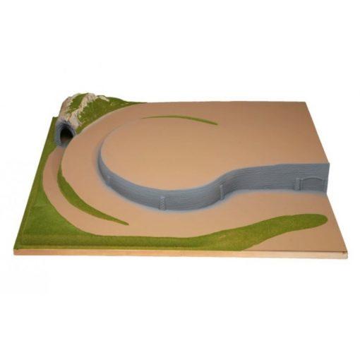 Noch 80310 Heidelberg félkész asztal - bal modul (H0/TT)