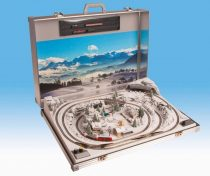 Noch 88305 Interlaken kész terepasztal koffer, téli táj - Märklin (Z)