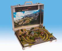 Noch 88310 Serfaus kész terepasztal koffer - Märklin (Z)
