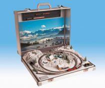 Noch 88315 St. Anton kész terepasztal koffer, téli táj - Märklin (Z)