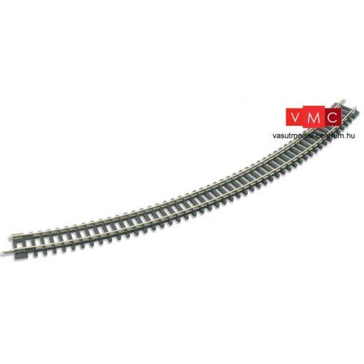 PECO 00315 ST-17 Íves sín, R3=298.5 mm (N) - Code 80 Setrack