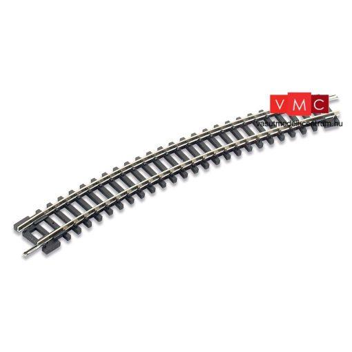 PECO 00316 ST-18 Íves sín, R4=333.4 mm (N) - Code 80 Setrack