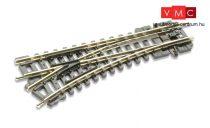 PECO 00320 ST-6 Balos váltó Nr.1, 22.5°, szigetelt (N) - Code 80 Setrack