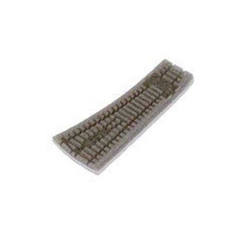 PECO 00760 SL-348 Ágyazat Setrack Nr.1 22,5° jobbos váltó alá (H0)