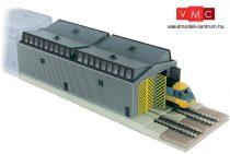 PECO 02760 NB-80 Dízel/villanymozdony modern fűtőház, kétállásos (N)