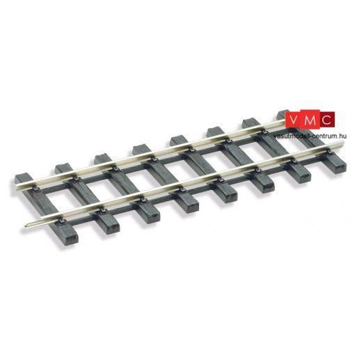PECO 07650 ST-902 Egyenes sín, 300 mm, Setrack (G) - Code 250 G-45