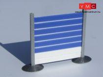 PS 10503 Zajvédőfal - Kék (H0)