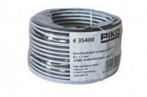 Piko 35400 Vezeték, fekete/fehér - 25 méter (G)